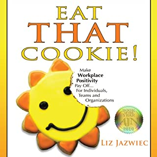 Eat THAT Cookie! audiobook cover art