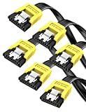 Snowkids SATA Cable III , 3 Pack SATA cable III...