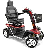 Pride Mobility PURSUIT XL PMV SC714 Pride Electric Scooter RED color