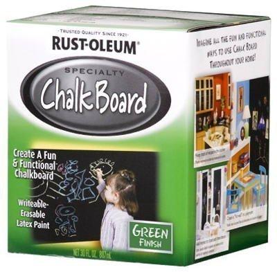 Rust-Oleum Brush-On Chalkboard Paint