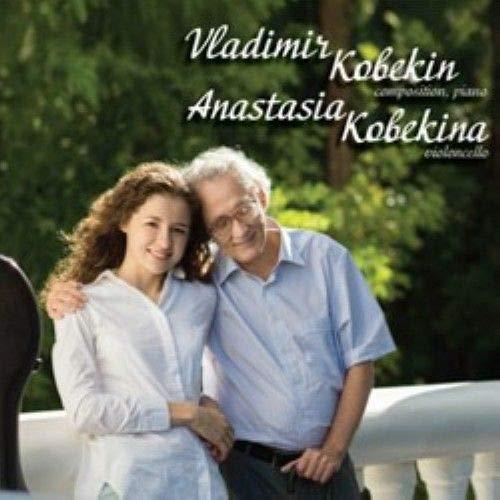 Vladimir Kobekin - composition, piano. Anastasia Kobekina - violoncello