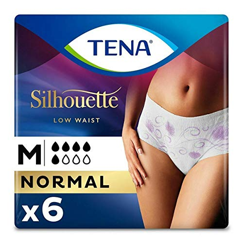 Tena - Lady pants discreet medium (70-100cm hips) pack of 6 by sca