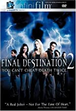 Final Destination 2 (2005) DVD