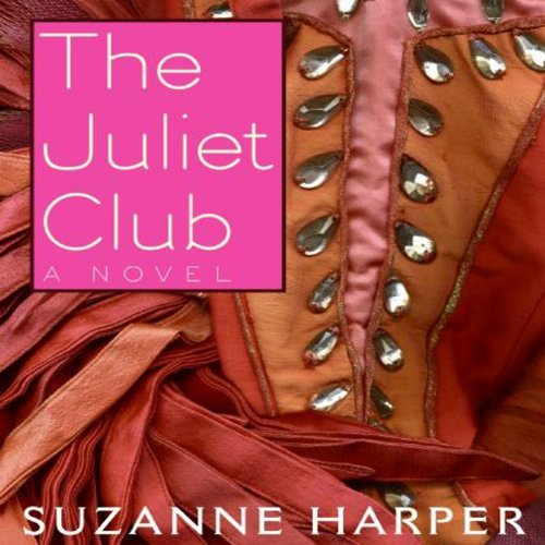 The Juliet Club audiobook cover art