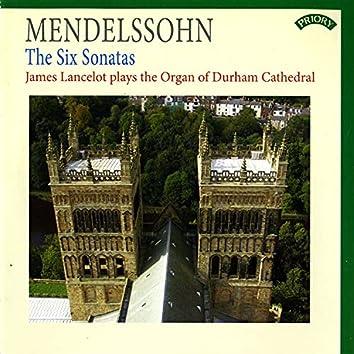 Mendelssohn: 6 Organ Sonatas, Op. 65
