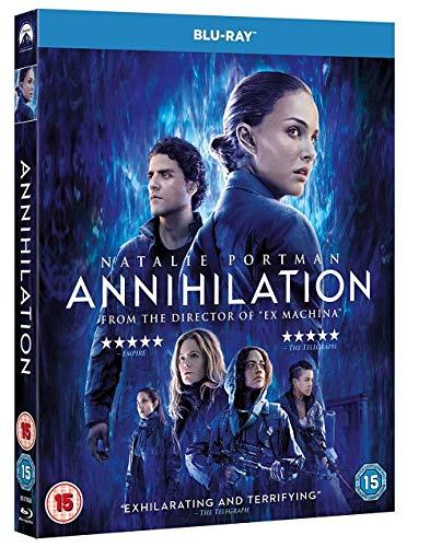 Annihilation (Blu-ray) [2018] [Region Free]