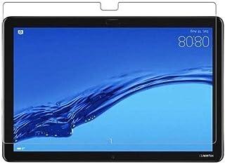 لاصقة حماية زجاجية لهاتف هواوي ميديا باد T5 (10.1 انش) - شفاف