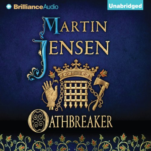 Oathbreaker audiobook cover art