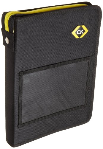 C.K 316001 Tool Wallet, Black/Yellow