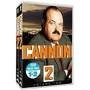 Cannon: Season 2, Vol 1 & 2