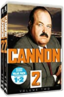 Cannon: Season Two - Two Pack [DVD] [Import]