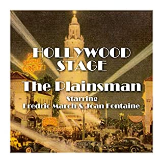 Hollywood Stage - The Plainsman cover art