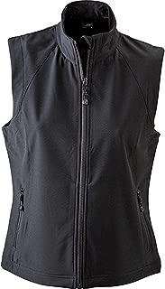 James and Nicholson Womens/Ladies Softshell Vest