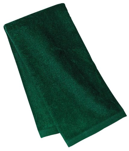 Port Authority Perfect Sport Towel, Hunter, One Size. TW52