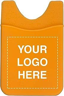 Best logo phone wallet Reviews