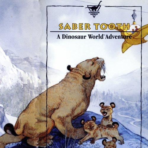 Sabretooth cover art