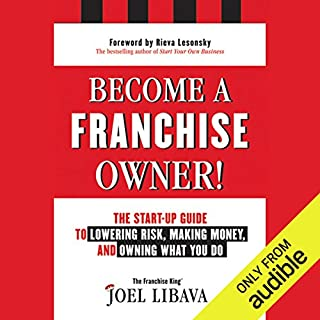 Become a Franchise Owner! cover art