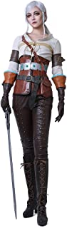 Miccostumes Women's Hunt Ciri Cosplay Costume