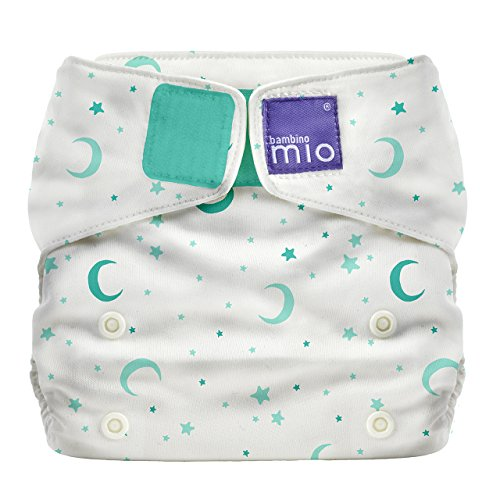 Bambino Mio, Miosolo All-in-One Cloth Diaper, OneSize, Sweet...