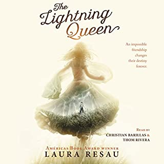 The Lightning Queen cover art