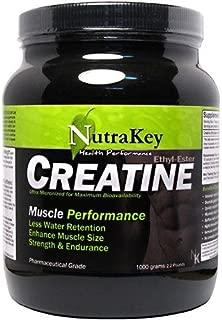 Nutrakey - Creatine Ethyl Ester 1000 g
