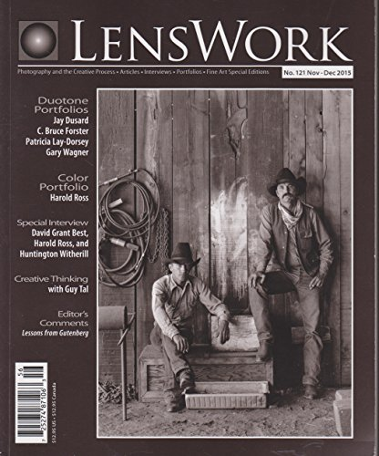 Lenswork Magazine November/December 2015