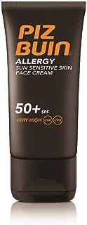Piz Buin Allergy Face Cream-SPF50+, (50ml)