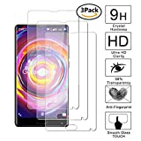 Guran [3 Unidades] Protector de Pantalla Vidrio Cristal Templado para Bluboo S1 Smartphone Glass Vidrio Templado Film (9H, 2.5D Edge, 0.3mm)