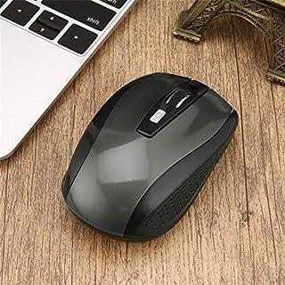 CamKpell 2.4GHz Mouse Wireless Mouse da Gioco Intelligente Portatile Mouse Ottico da Gioco con Mouse per Mouse Ricevitore ...