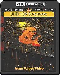 4k HDR UHD calibration digital video essentials