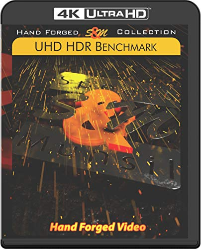 Spears & Munsil UHD HDR Benchmark (UHD Blu-ray Disc)