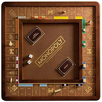 Best wooden monopoly boards Reviews