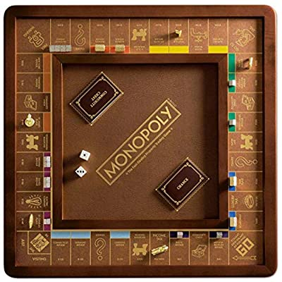 monopoly game deluxe