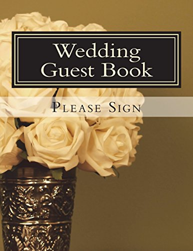Wedding Guest Book: Wedding Guest Book for Lesbian Couples (Volume 6)