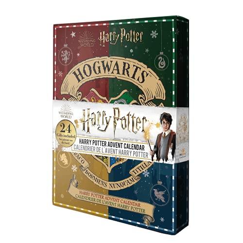 Cinereplicas Harry Potter - Calendario de Adviento 2021 - Licencia Oficial