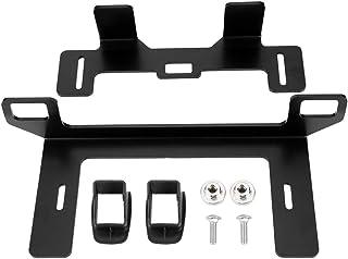 Cierre de asiento: Universal ISOFIX Base de montaje Autos Autos Seguridad Soporte de asiento Cierre de metal Práctico(no apto para vehículos todoterreno o vehículos multiusos)