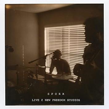 Live @ New Freedom Studios