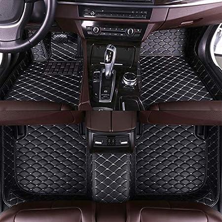Verbesserte Auto Fußmatten Teppich Leder Für B M W 316i 318i 320i 325i 328i 330i 335i E90 E92