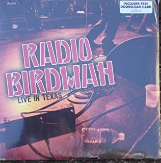 Live in Texas [12 inch Analog]