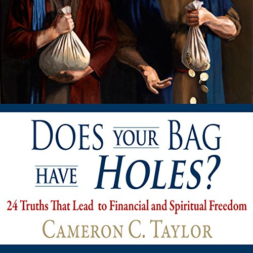 Does Your Bag Have Holes? audiobook cover art