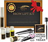 ARYANA NEW YORK Eyebrow Lamination Kit | Brow Lift Kit | Brow Lamination Kit Professional | Eyebrow Perm | Brow Lamination For Fuller Feathered Eyebrows Instant Eyebrow Lift |