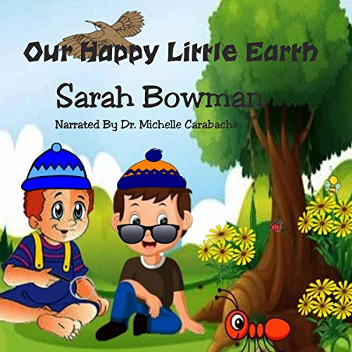 『Our Happy Little Earth』のカバーアート
