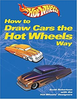 How to Draw Cars the Hot Wheels Way