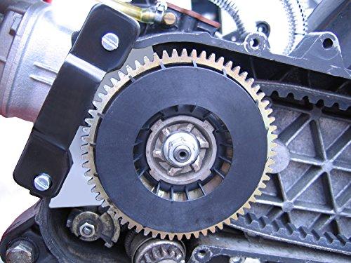 Variomatik Blockierwerkzeug kompatibel mit Aprilia SR 50 R/Factory/Racing/Sport (Piaggio Motor)