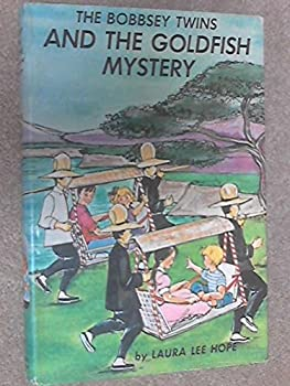 Bobbsey Twins 55: The Bobbsey Twins and the Goldfish Mystery (Bobbsey Twins) - Book #55 of the Original Bobbsey Twins
