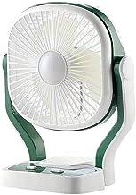 HUI JIN Mini ventilateur USB de bureau 3 vitesses silencieux Ventilateur de table de refroidissement 120 rotations pour po...