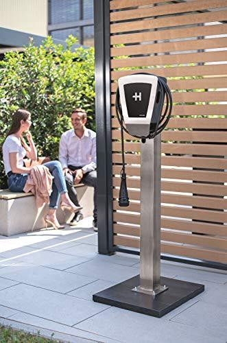 Heidelberg Wallbox Home Eco – Ladestation Elektro- & Hybrid Autos 11 kW maximale Ladeleistung (5m) - 4