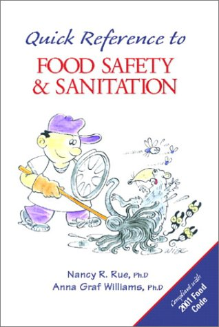 Quick Reference to Food Safety and Sanitation