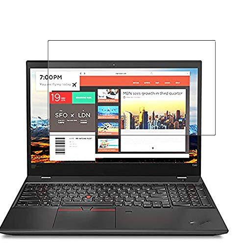 Vaxson Privacy Screen Protector, compatible with Lenovo ThinkPad T580 15.6', Anti Spy Film Guard [ Not Tempered Glass ] Privacy Filter