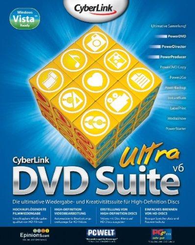 Cyberlink DVD Suite 6 Ultra